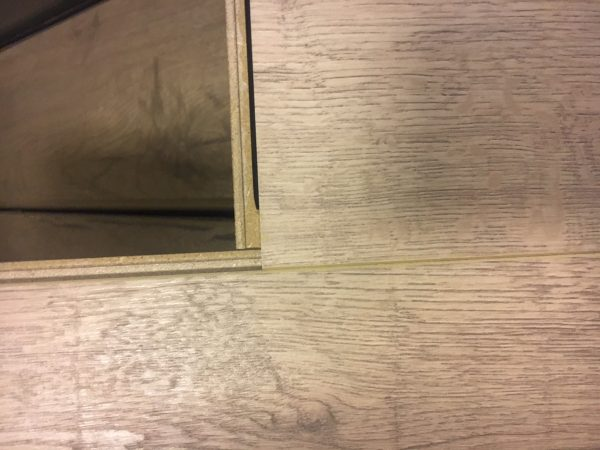 Laminaat V Groef : Laminaat heritage authentic oak mm v groef u decomarket